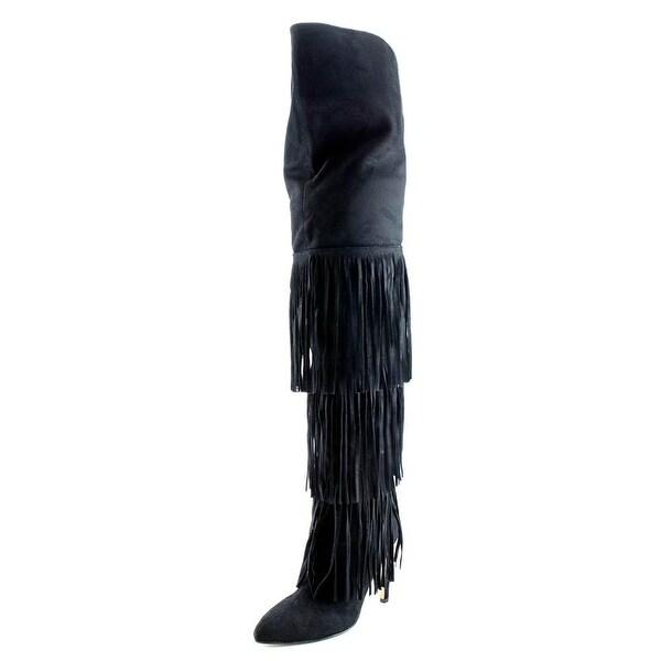 Chelsea & Zoe Kadence Black Boots