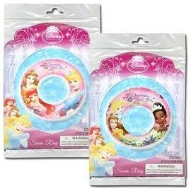 Princess Inflatable Swim Ring