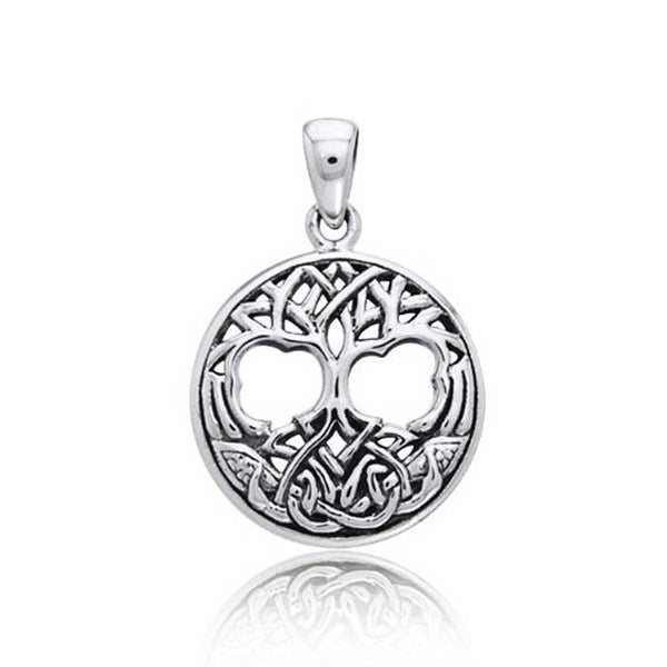 Shop bling jewelry celtic knotwork tree of life 925 sterling silver bling jewelry celtic knotwork tree of life 925 sterling silver pendant aloadofball Gallery