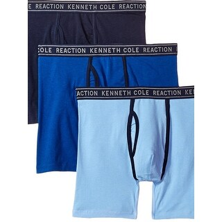 Kenneth Cole Reaction Mens Boxer Briefs 3PK Tagless