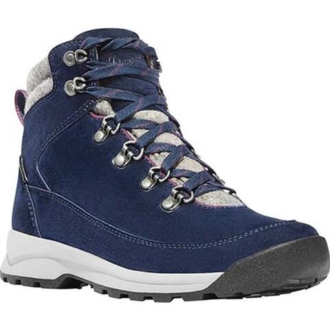 Danner Women's Adrika Hiker Boot Navy Suede/Wool