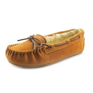 Blitz Molly Moc Women W Moc Toe Leather Boat Shoe
