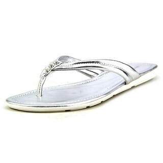 Marc Fisher Alesandra 2 Open Toe Synthetic Flip Flop Sandal