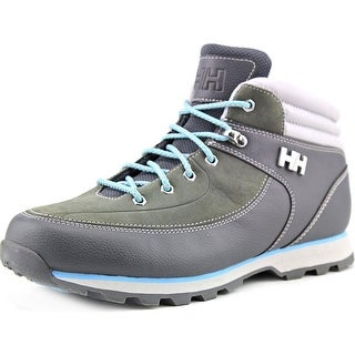 Helly Hansen Tryvann Women W Round Toe Synthetic Blue Hiking Boot