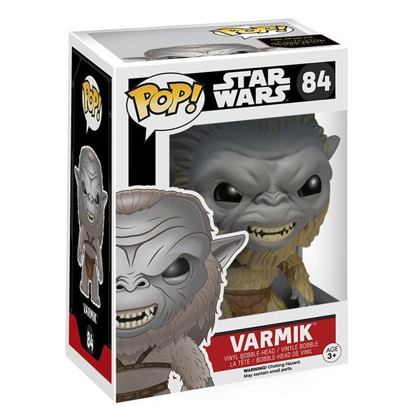Star Wars: The Force Awakens Funko POP Vinyl Figure: Varmik - multi