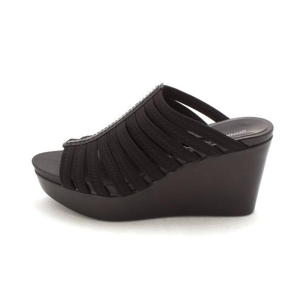 daf95bbb8db Shop Donald J Pliner Womens Jackie-B Peep Toe Casual Strappy Sandals ...