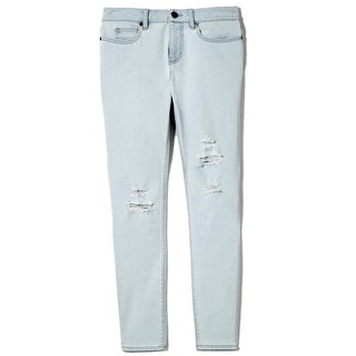 Two By Vince Camuto NEW Blue Women's Size 30(10)X31 Slim Skinny Jeans