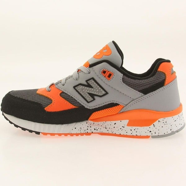 New Balance Womens W530PSC Low Top Lace Up Running Sneaker - 8.5