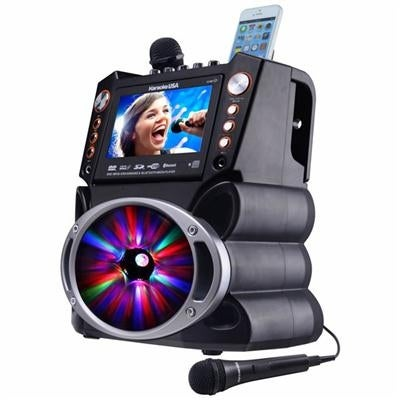 Dok Solutions - Gf846 - Dvd Cdg Mp3 Karaoke Machine