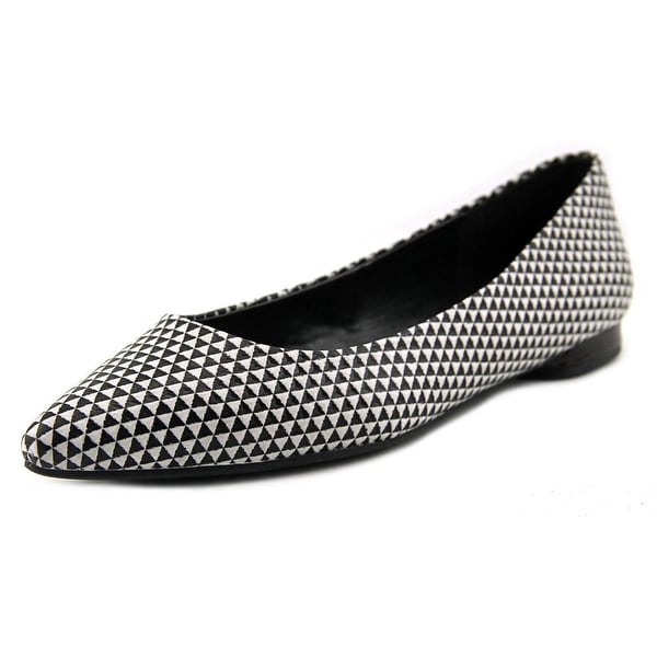 Nine West Onlee Women  Pointed Toe Leather Multi Color Flats
