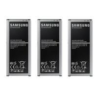 Original Samsung Galaxy Note 4 Battery - 3220mAh (3 Pack)