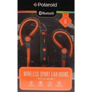 Polaroid Bluetooth Wireless Earbud Headphones