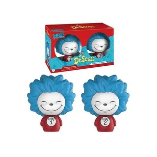Funko Dorbz Dr. Seuss - Thing1 & Thing2 - Multi