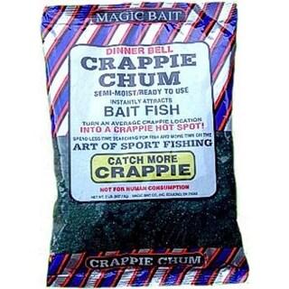Magic Bait Crappie Chum 2lb Bag