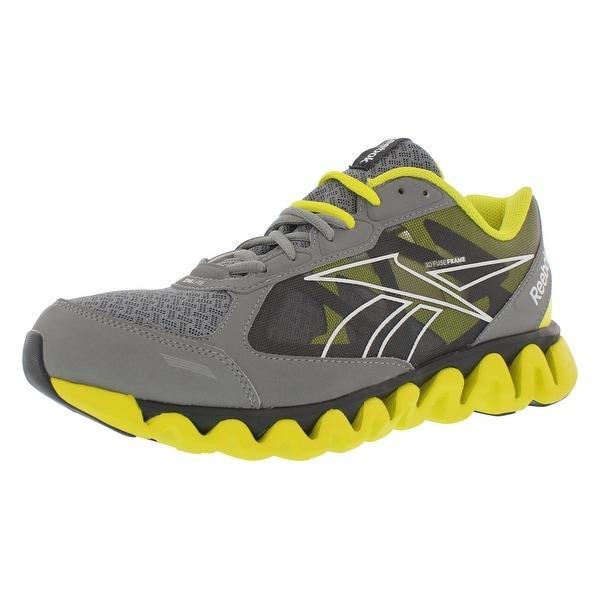 Shop Reebok Ziglite Rush Running Men s Shoes - 10 d(m) us - Free ... ecaaa4315