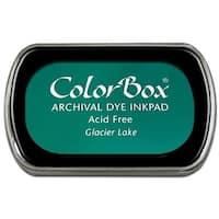 ColorBox Archival Dye Ink Pad Full Sz GlacierLake