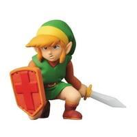 Legend Of Zelda Ultra Detail Figure Link - multi