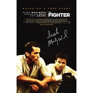 Micky Ward The Fighter 11x17 Movie Poster WIrish