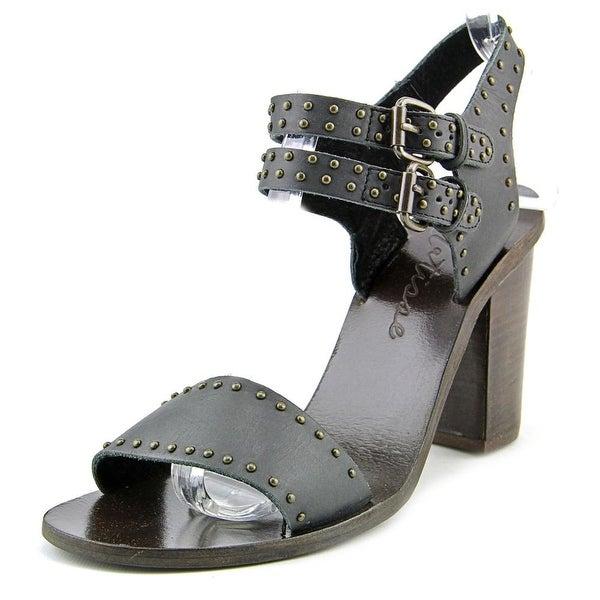 Matisse Sally Women  Open Toe Leather Gray Sandals