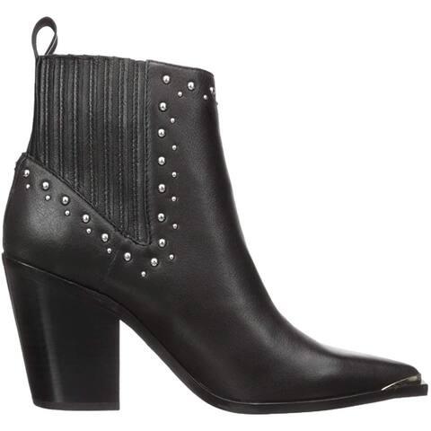 Kenneth Cole New York Women's West Side Bootie Studs Rb Uniform Dress Shoe