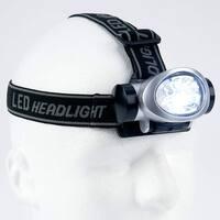 Mitaki-Japan® 8-Bulb LED Head Lamp