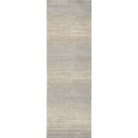 Alexander Home Brently Modern Abstract Ombre Rug