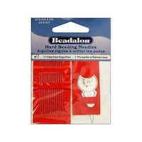 Beadalon Beading Needle Hard Size 12 12pc