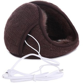 Mad Style Brown Headphone Muffs