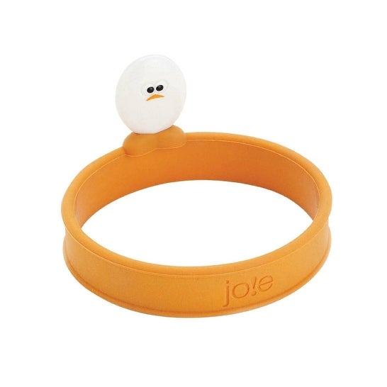 "Joie MSC 50600 Roundy Egg Ring, 3.5"", Silicone"