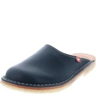Duckfeet Unisex Blavand Classic Leather Clog