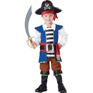 Pirate Boy Swashbuckler Halloween Costume
