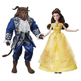 Disney Princess Beauty & The Beast Grand Romance Collection