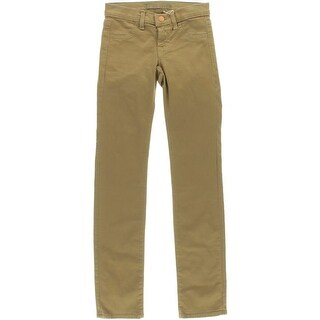 J Brand Girls Twill Skinny Pants