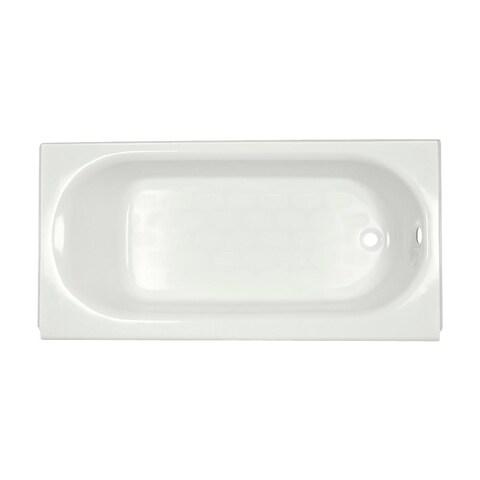 "American Standard 2391.202 Princeton 60"" Americast Soaking Bathtub with Right Hand Drain - Lifetime Warranty - N/A"
