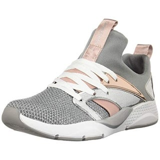 Skechers Shine Status Girls' Toddler-Youth Sneaker 11.5 M Us Little Kid Silver