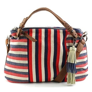 Splendid Monterey Satchel Women Canvas Satchel - Multi-Color