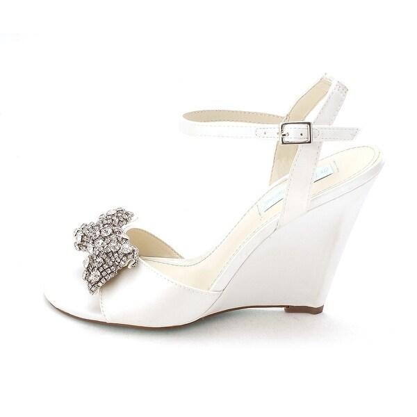 Betsey Johnson Womens SB Dress Sandal Open Toe Special Occasion Platform Sand... - 8