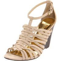 Lauren Ralph Lauren Women's Damalise Wedge Sandal - 10