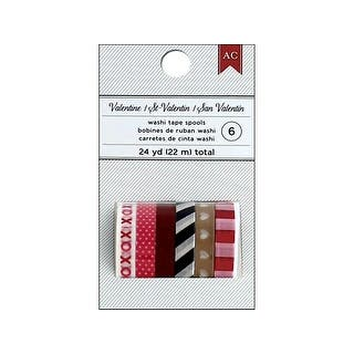 AMC Washi Tape Mini Valentine|https://ak1.ostkcdn.com/images/products/is/images/direct/6289a51b7dc288ba1da06bb0651cb7d0b438b297/AMC-Washi-Tape-Mini-Valentine.jpg?impolicy=medium
