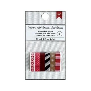 AMC Washi Tape Mini Valentine