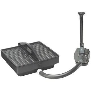 Danner 02213 350 GPH Pump & Filter For Medium Ponds