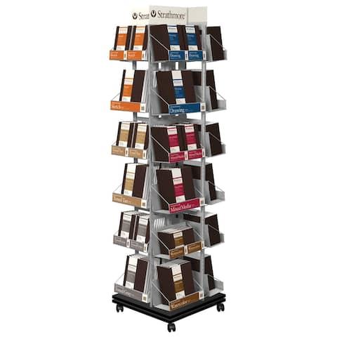 Strathmore st79-602d art journal merchandiser empty rack