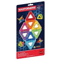 Magformers Triangles Magnetic Construction Set 8-Piece - Multi