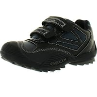 Geox Boys Jr Savage Casual Fashion Sneakers