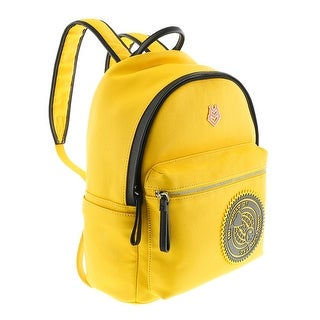 Moschino JC4261 0400 Yellow Backpack