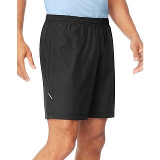 Hanes Sport Men's Performance Running Shorts - Color - Ebony - Size - 2XL