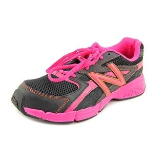 New Balance KJ514 Round Toe Canvas Running Shoe
