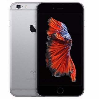 Apple iPhone 6s Plus 64GB Unlocked GSM 4G LTE 12MP Cell Phone