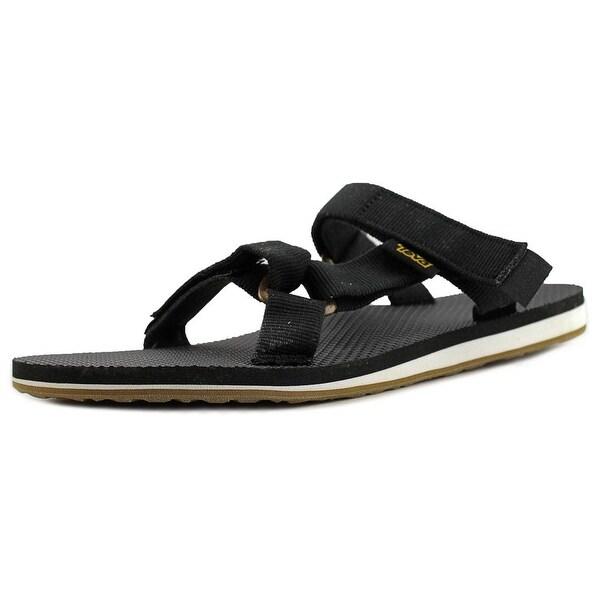 Teva Universal Slide Women Open Toe Canvas Slides Sandal