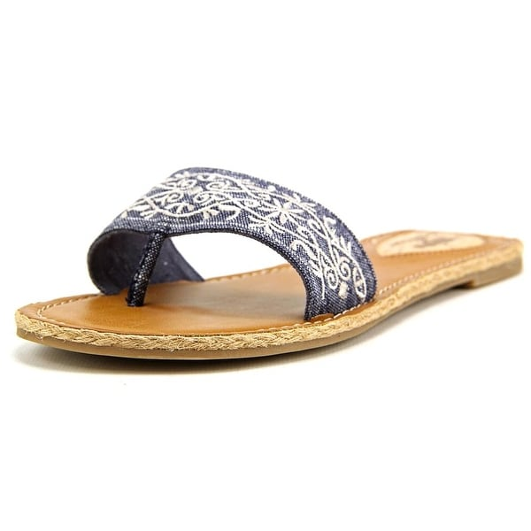 Rocket Dog Fajita   Open Toe Canvas  Thong Sandal